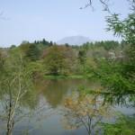 塩沢湖&浅間山