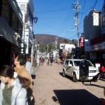 旧軽井沢銀座約800m