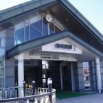 軽井沢駅約750m