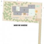 建築計画C案配置図