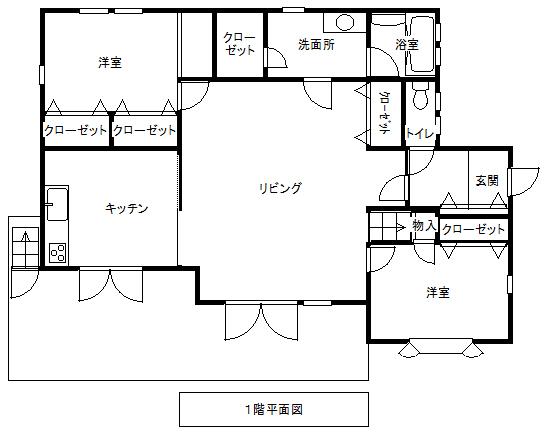 千ヶ滝6300万円1階